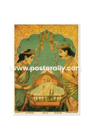 Buy Raja Ravi Varma Prints online. Shri Ram Janam by Raja Ravi Varma. Shop Bollywood posters, vintage prints and rare books online. Shipping globally