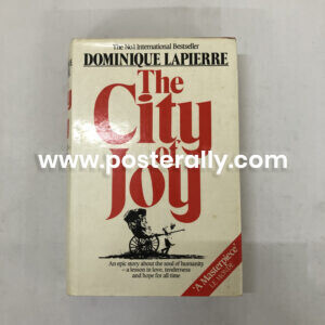 Buy The City of Joy by Dominique Lapierre (1987).Buy Rare & Antiquarian Books Online. Collectible Vintage Books, Rare coffee table books online.