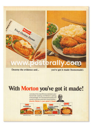 Morton Fried Chicken Dinner (1967)
