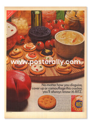 . Buy Vintage Ad Prints online - food, liquor, desserts etc. Buy Kitchen prints, Bar prints, Dining area prints. Shipping worldwide.
